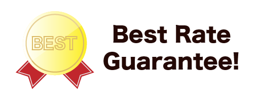 Best Rate Guarantee!
